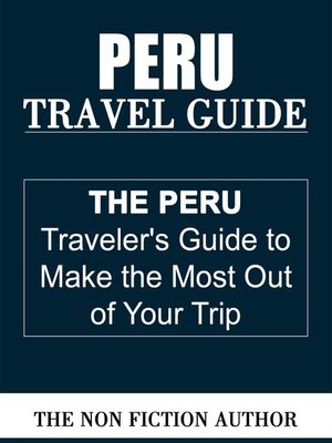 cover image of Peru Travel Guide