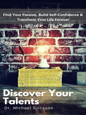 cover image of Discover Your Talents