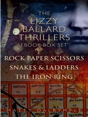 cover image of The Lizzy Ballard Thrillers Ebook Box Set