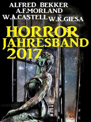 cover image of Horror Jahresband 2017