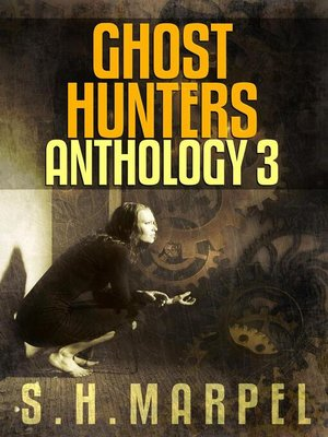 cover image of Ghost Hunters Anthology 3