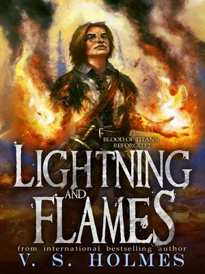 cover image of Lightning and Flames