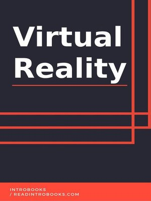 cover image of Virtual Reality