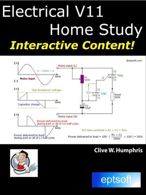 cover image of Electrical V11 Home Study