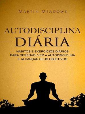 cover image of Autodisciplina diária