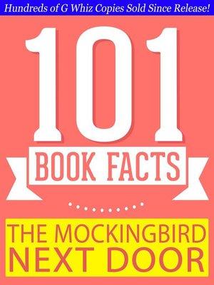 cover image of The Mockingbird Next Door