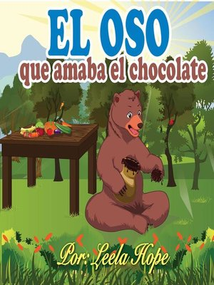 cover image of El oso que amaba el chocolate