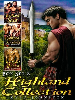cover image of Highland Collection Box Set 2