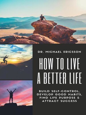 cover image of How to Live a Better Life