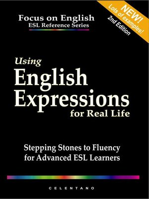 cover image of Using English Expressions for Real Life