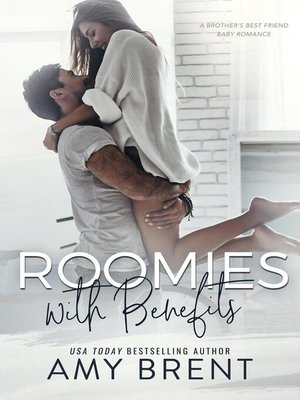 cover image of Roomies With Benefits