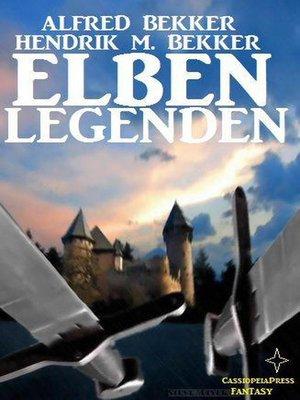 cover image of Elben-Legenden