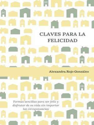 cover image of Claves para la felicidad