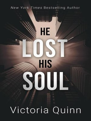 cover image of He Lost His Soul