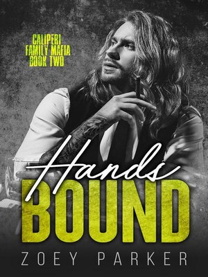 cover image of Hands Bound (Book 2)