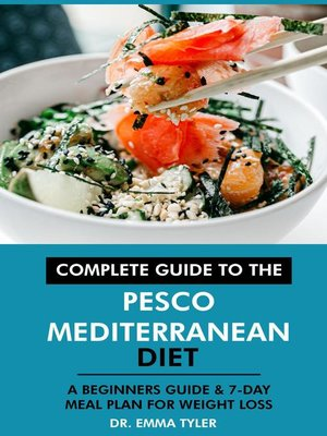 cover image of Complete Guide to the Pesco Mediterranean Diet