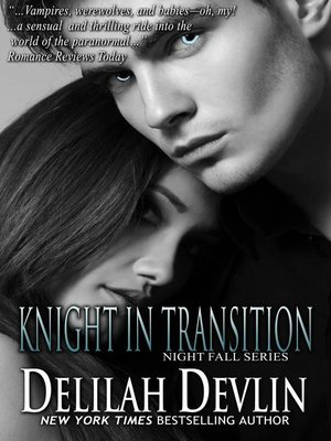 cover image of Knight in Transition