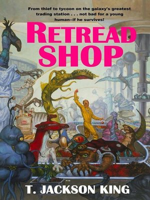 cover image of Retread Shop