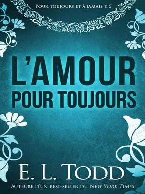 cover image of L'amour pour toujours