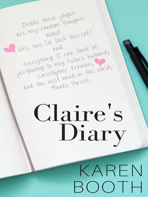 cover image of Claire's Diary