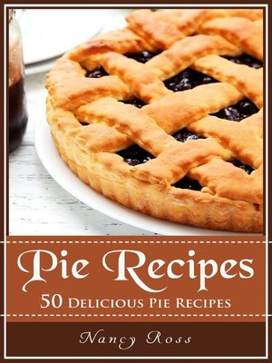 cover image of Pie Recipes