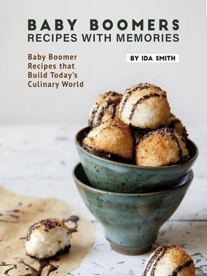 cover image of Baby Boomers--Recipes with Memories