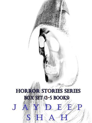 cover image of Horror Stories Series (Box Set--3-5 Books)