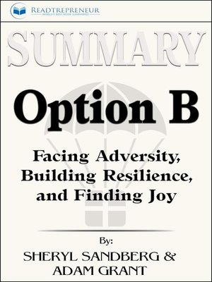 cover image of Summary of Option B