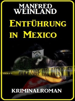 cover image of Entführung in Mexico