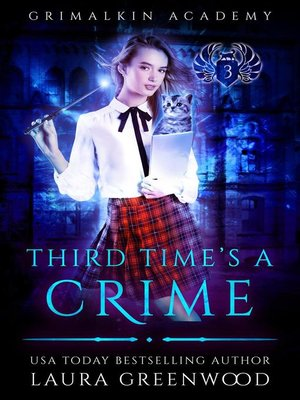 cover image of Third Time's a Crime
