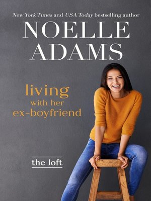 cover image of Living with Her Ex-Boyfriend