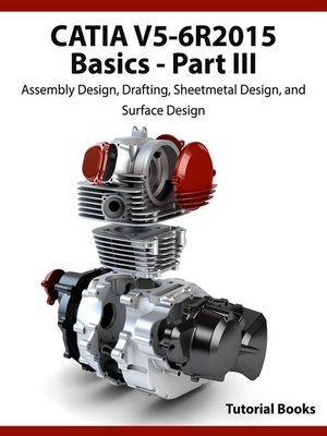 cover image of CATIA V5-6R2015 Basics Part III