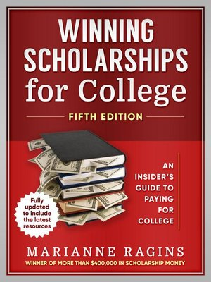 cover image of Winning Scholarships for College