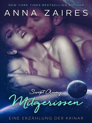 cover image of Swept Away--Mitgerissen