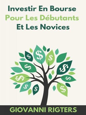 cover image of Investir En Bourse Pour Les Débutants Et Les Novices