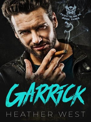 cover image of Garrick (Book 3)