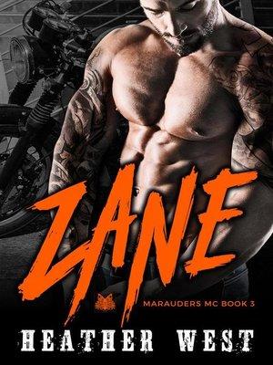 cover image of Zane (Book 3)