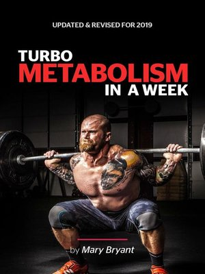 cover image of Turbo Metabolism In a Week