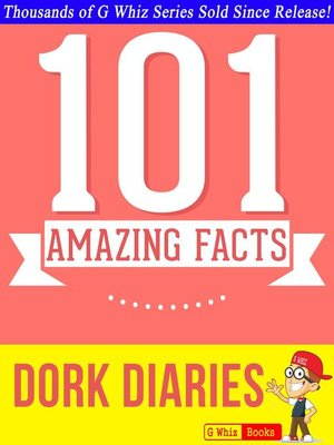 cover image of Dork Diaries--101 Amazing Facts You Didn't Know