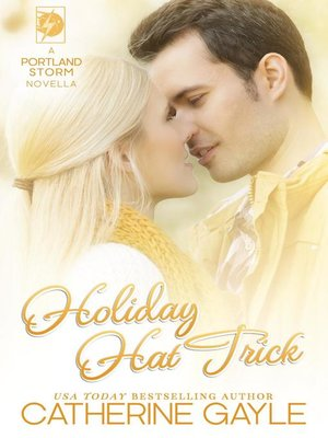 cover image of Holiday Hat Trick