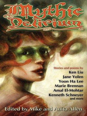 cover image of Mythic Delirium, #1