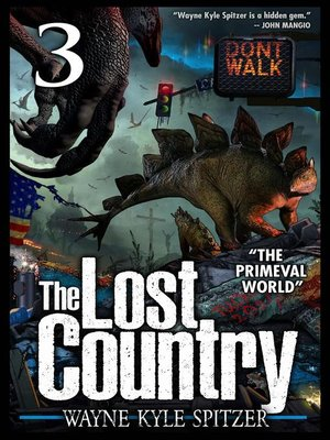 cover image of The Lost Country, Episode Three