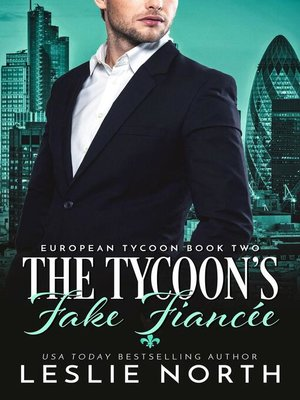 cover image of The Tycoon's Fake Fiancée