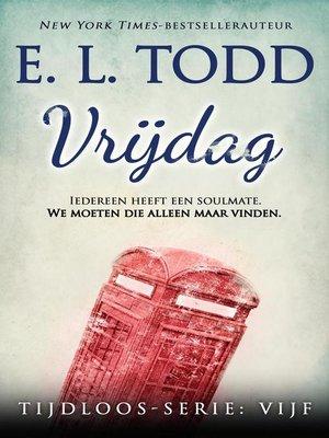 cover image of Vrijdag