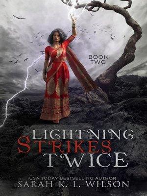 cover image of Lightning Strikes Twice