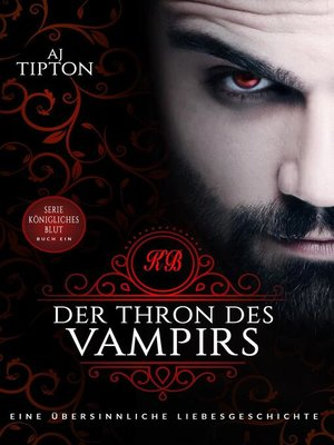 cover image of Der Thron des Vampirs