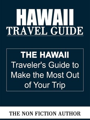 cover image of Hawaii Travel Guide