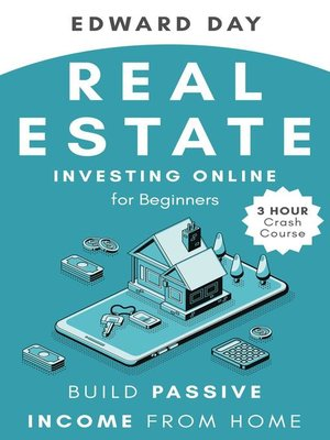 cover image of Real Estate Investing Online for Beginners
