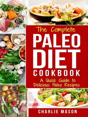 cover image of The Complete Paleo Diet Cookbook