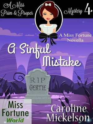 cover image of A Sinful Mistake